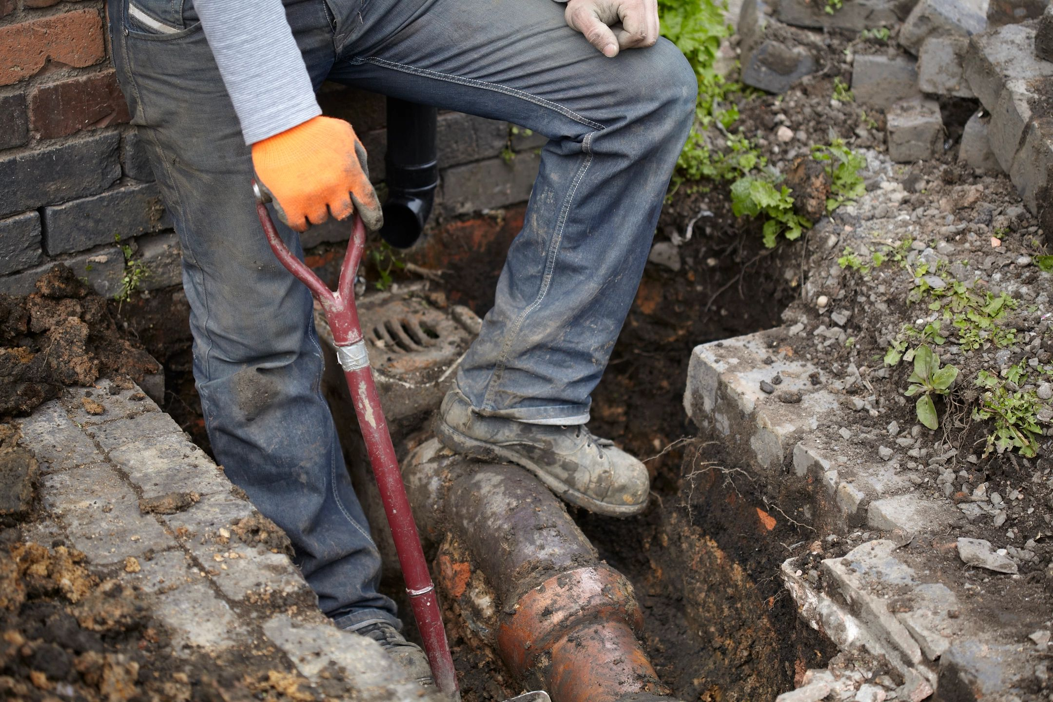 Drain Cleaning & Sewer